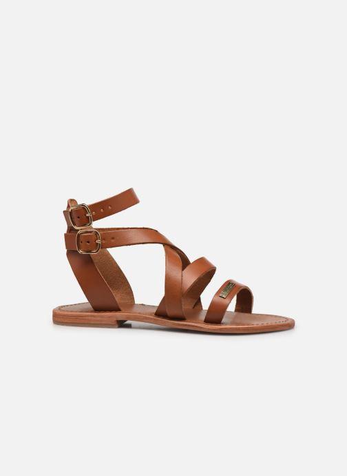 Sandales et nu-pieds Les Tropéziennes par M Belarbi OCEANIE Marron vue derrière