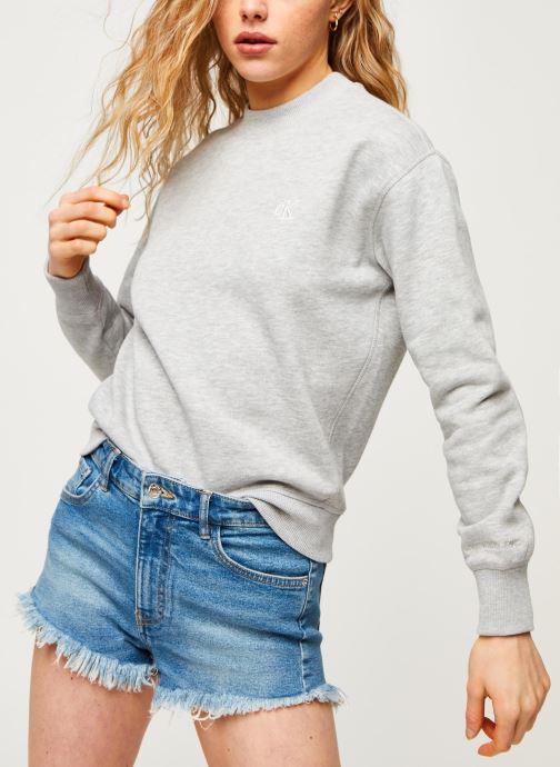 Sweatshirt - CK Embroidery Regular Crew Neck