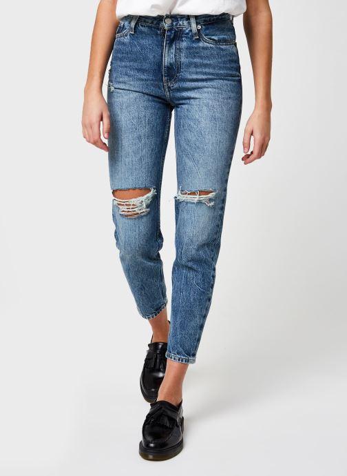 Ropa Calvin Klein Jeans Mom Jean Azul vista de detalle / par