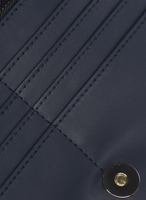 Bolsos de mano Tommy Hilfiger HONEY FLAP CROSSOVER Azul vista lateral izquierda