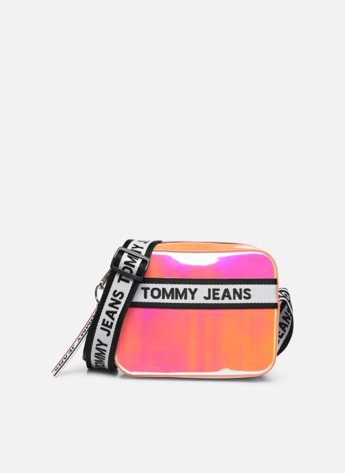 Sacs à main Tommy Hilfiger TJW LOGO TAPE CROSSOVER PU Multicolore vue détail/paire