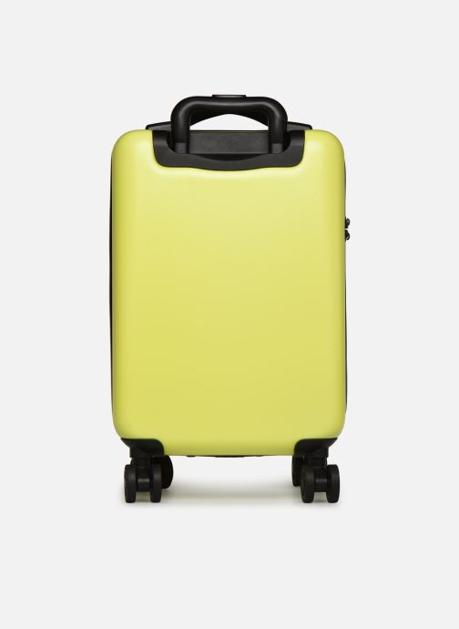 Bagages Herschel TRADE CARRY ON cabine Jaune vue face
