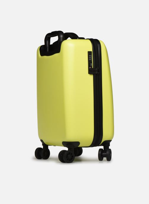 Bagages Herschel TRADE CARRY ON cabine Jaune vue droite