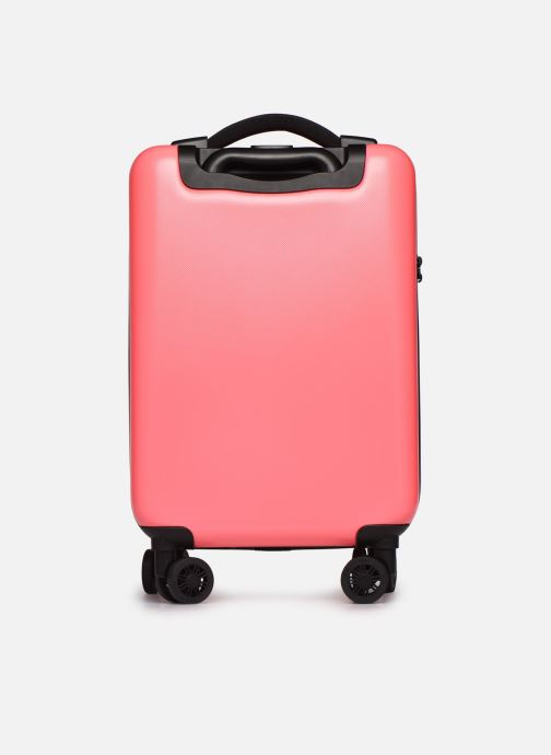 Bagagli Herschel TRADE CARRY ON cabine Rosa immagine frontale