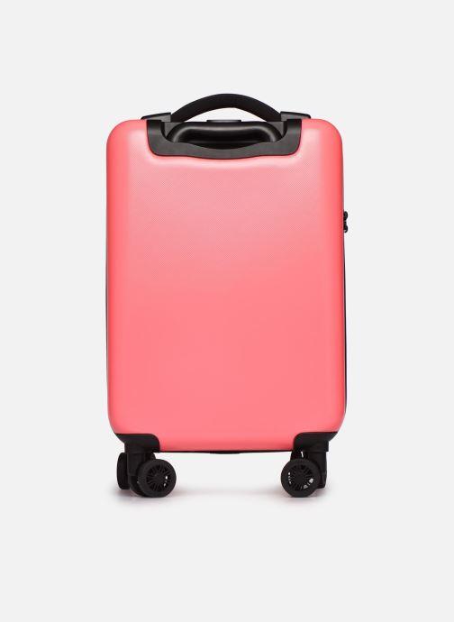 Bagage Herschel TRADE CARRY ON cabine Roze voorkant