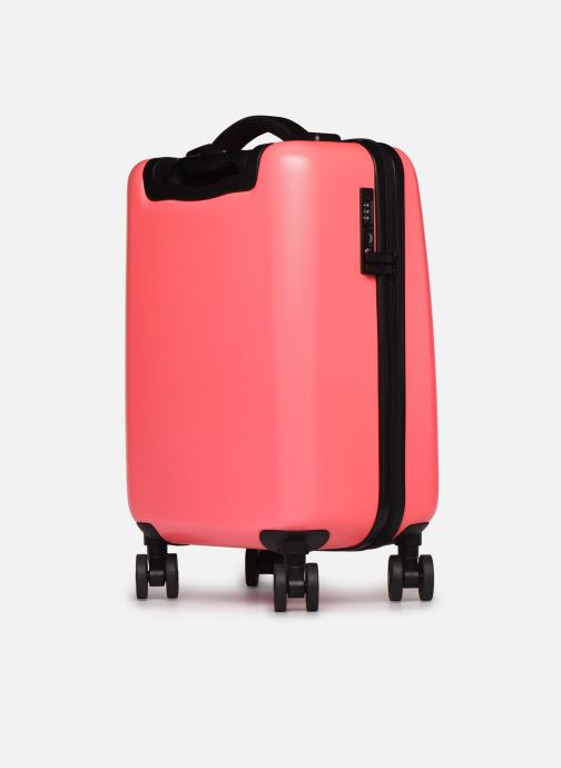 Bagages Herschel TRADE CARRY ON cabine Rose vue droite