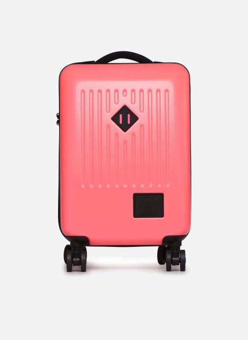 Bagages Herschel TRADE CARRY ON cabine Rose vue détail/paire