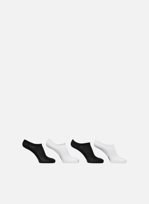Calze e collant Dim Socquette Courte Coton 3+1 Bianco vedi dettaglio/paio