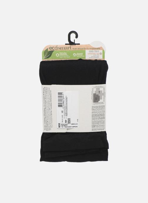 Chaussettes et collants Dim Collant Opaque Eco - responsablegreen 60D Noir vue portées chaussures