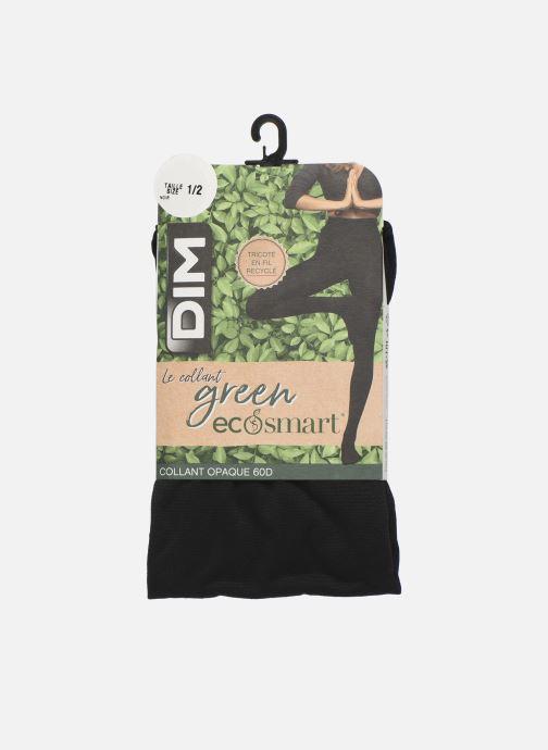 Chaussettes et collants Dim Collant Opaque Eco - responsablegreen 60D Noir vue détail/paire