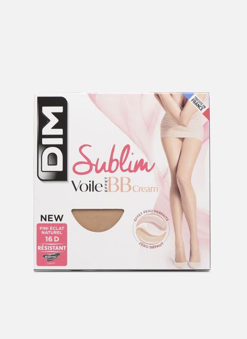 Sokken en panty's Dim SUMBIM COLLANT VOILE EFFET BB CREAM 16D Beige detail