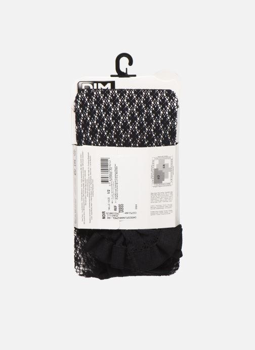 Socken & Strumpfhosen Dim STYLE Crochet Berbère 74D schwarz schuhe getragen
