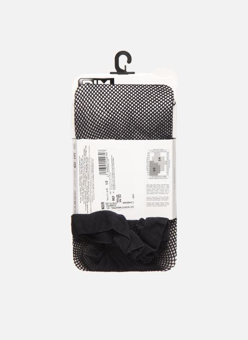 Calze e collant Dim STYLE RESILLE 73D Nero modello indossato