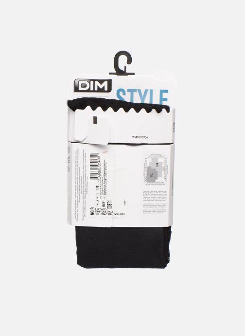 Socken & Strumpfhosen Dim STYLE Petits Nœuds 20D schwarz schuhe getragen