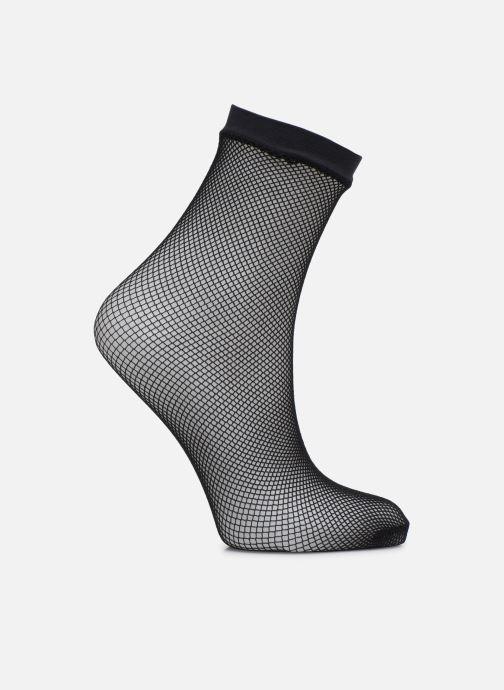 Chaussettes et collants Dim STYLE Socquettes Résille Noir vue face