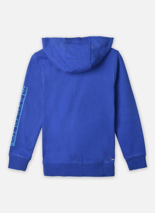 Vêtements Napapijri K Boli Fzh Bleu vue droite