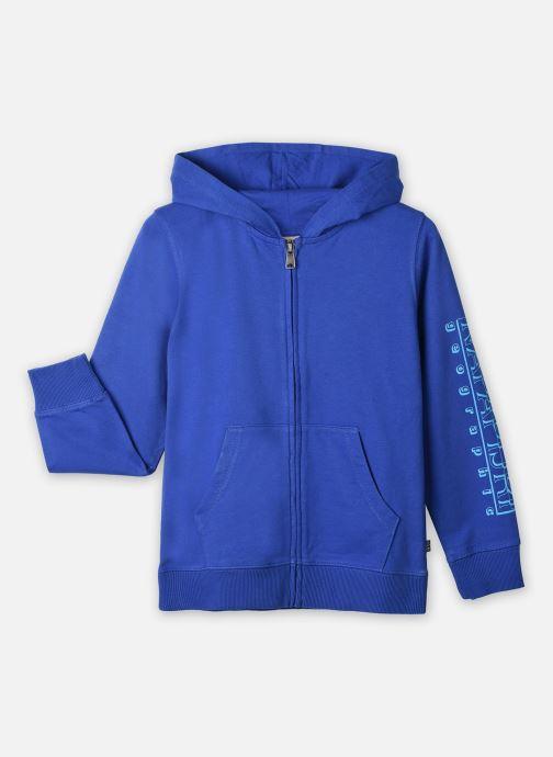 Vêtements Napapijri K Boli Fzh Bleu vue détail/paire