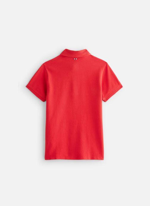Vêtements Napapijri K Eoli Rouge vue bas / vue portée sac