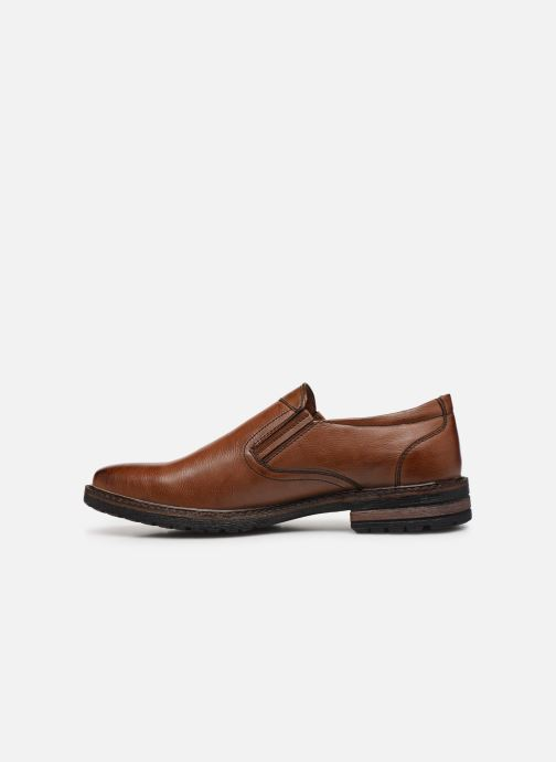 Loafers I Love Shoes THASSIC Brown front view