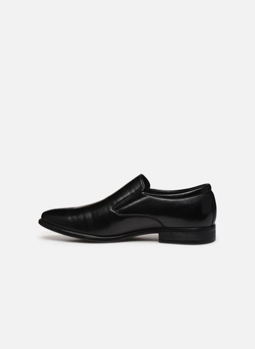 Mocassins I Love Shoes THAFI Noir vue face