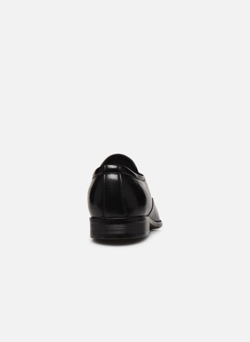 Mocassini I Love Shoes THAFI Nero immagine destra