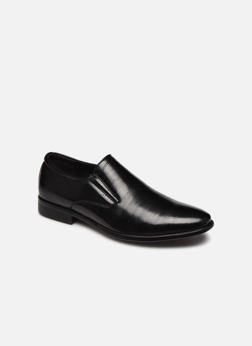 Mocassins I Love Shoes THAFI Noir vue détail/paire