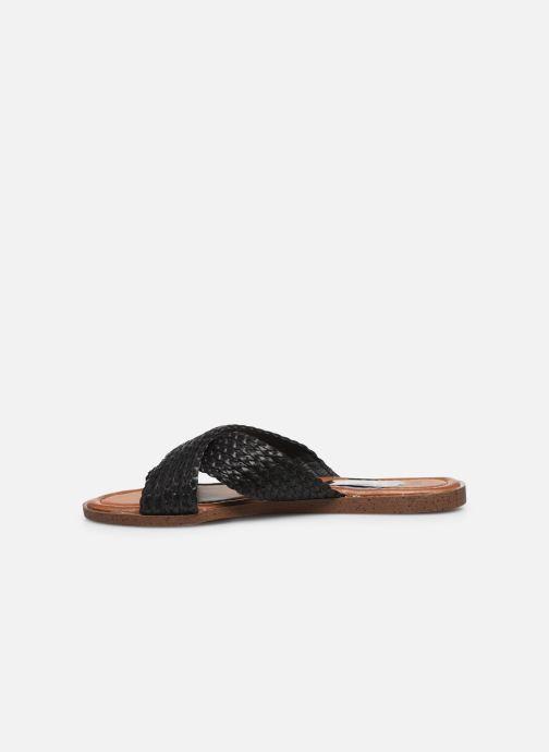Zoccoli I Love Shoes THAZA Nero immagine frontale