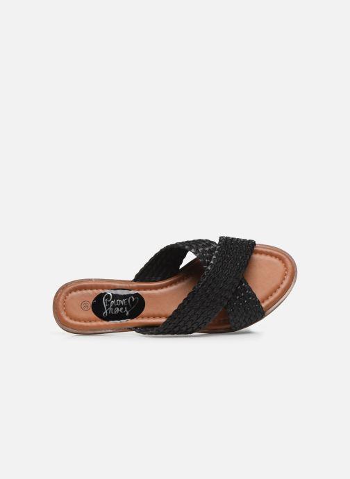 Mules et sabots I Love Shoes THAZA Noir vue gauche