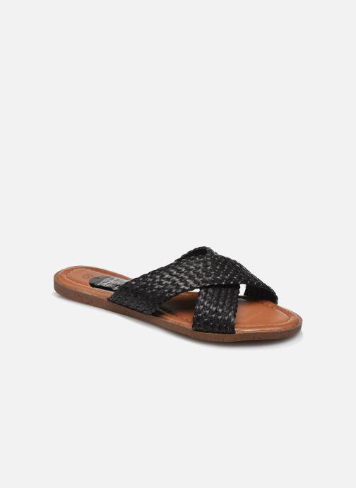 Zoccoli I Love Shoes THAZA Nero vedi dettaglio/paio