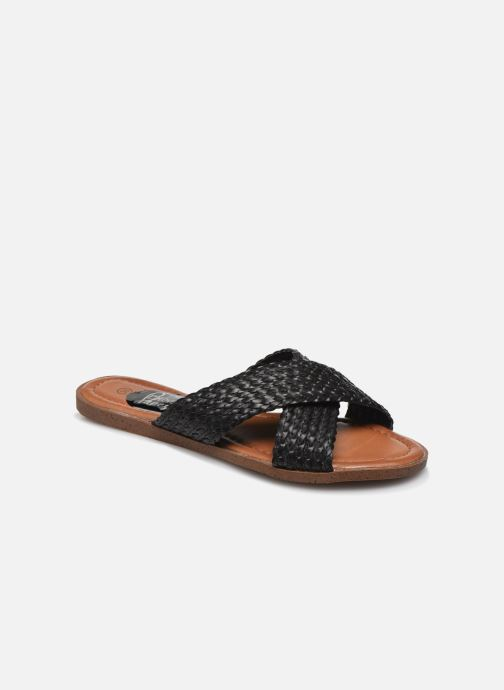 Mules et sabots I Love Shoes THAZA Noir vue détail/paire