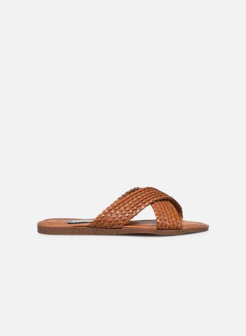 Zuecos I Love Shoes THAZA Marrón vistra trasera