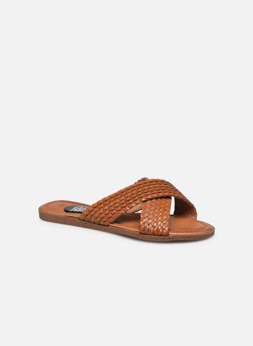 Zuecos I Love Shoes THAZA Marrón vista de detalle / par