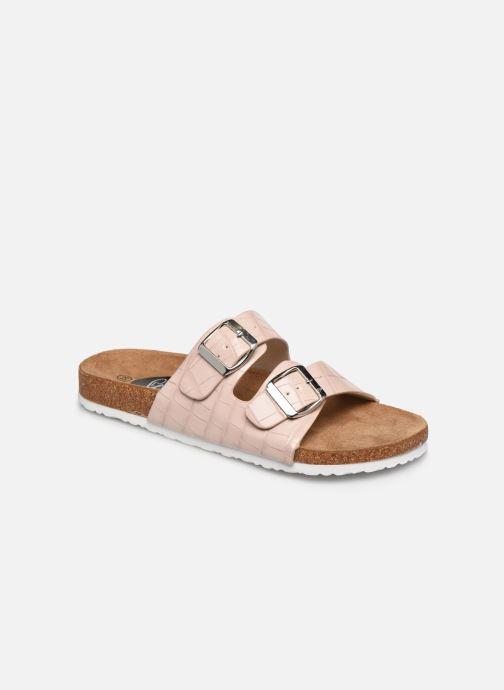 Zuecos I Love Shoes THIC Beige vista de detalle / par