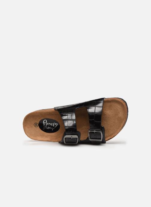 Zoccoli I Love Shoes THIC Nero immagine sinistra