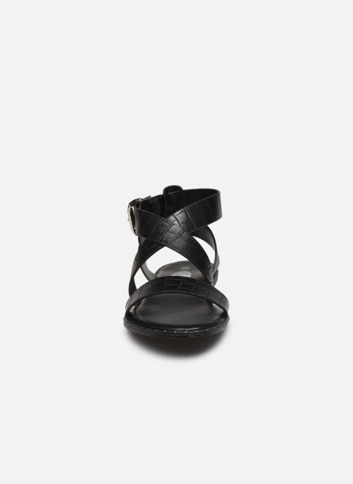 Sandalen I Love Shoes THEMA Zwart model