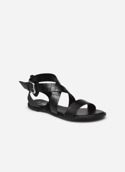 Sandalen I Love Shoes THEMA Zwart detail