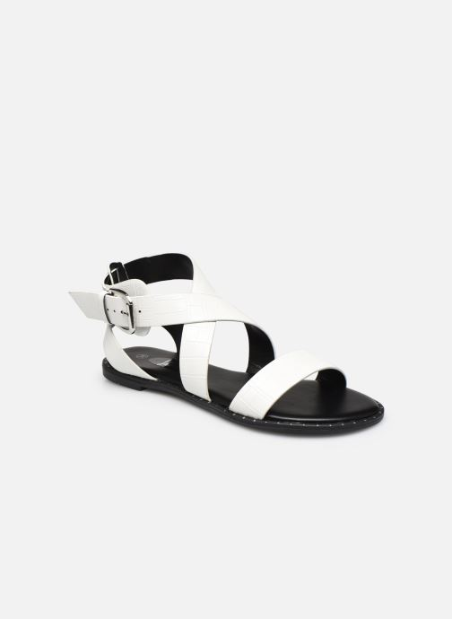 Sandalen I Love Shoes THEMA Wit detail