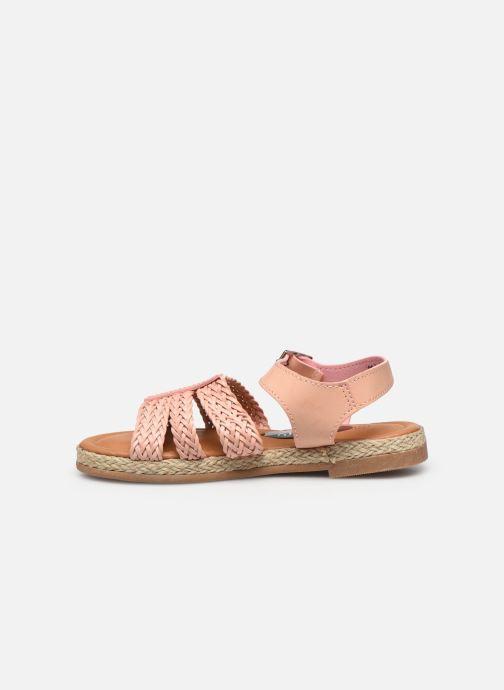 Sandales et nu-pieds I Love Shoes THIMY Rose vue face