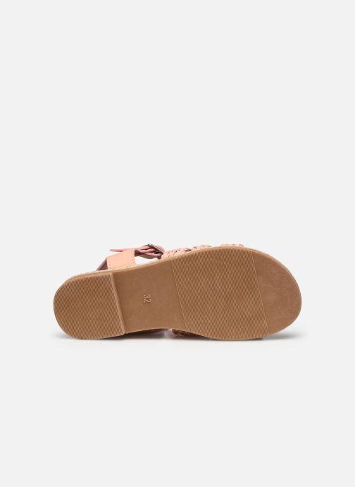 Sandales et nu-pieds I Love Shoes THIMY Rose vue haut