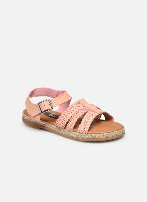 Sandales et nu-pieds I Love Shoes THIMY Rose vue détail/paire