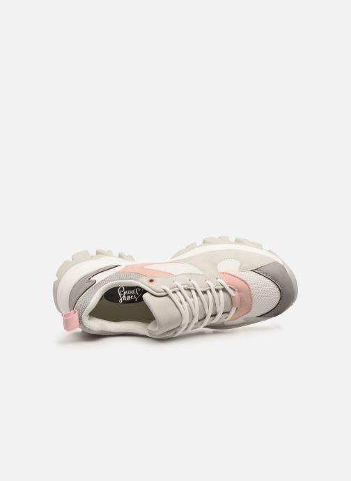 Baskets I Love Shoes THOULPE Gris vue gauche