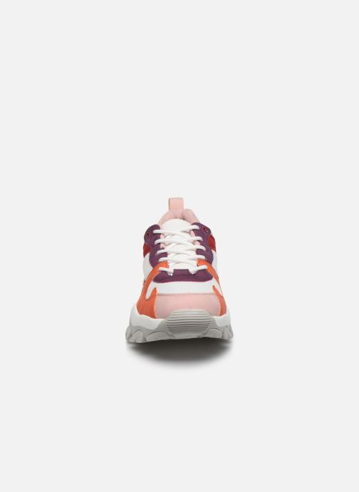 Baskets I Love Shoes THOULPE Rose vue portées chaussures