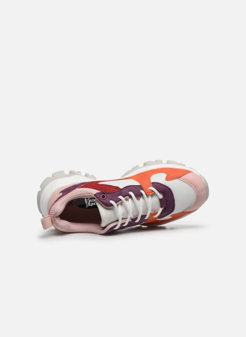 Baskets I Love Shoes THOULPE Rose vue gauche