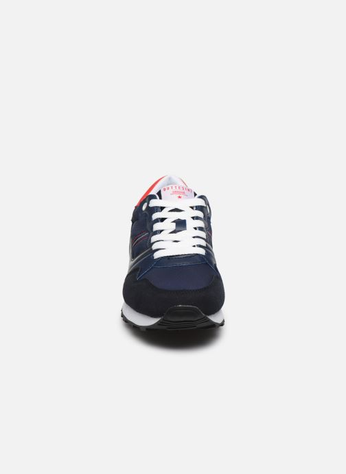 Sneakers I Love Shoes THEAKERS Azzurro modello indossato