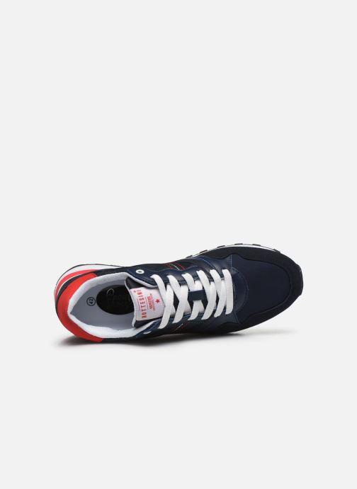 Sneakers I Love Shoes THEAKERS Azzurro immagine sinistra