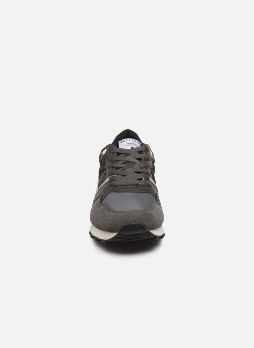 Sneakers I Love Shoes THEAKERS Grigio modello indossato