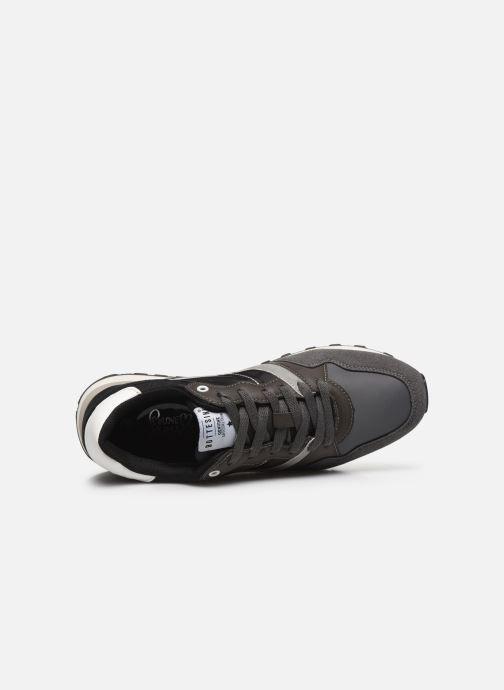 Deportivas I Love Shoes THEAKERS Gris vista lateral izquierda