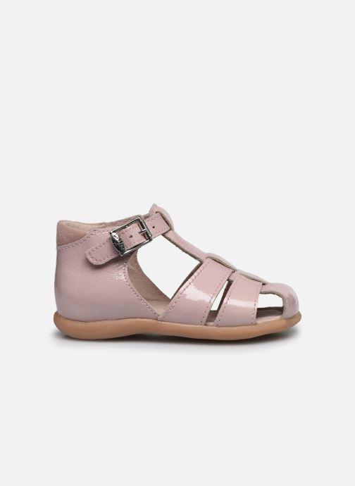 Sandali e scarpe aperte Little Mary Lilas Rosa immagine posteriore