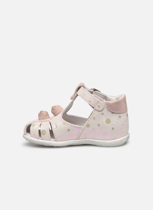 Sandales et nu-pieds Little Mary Loa Rose vue face