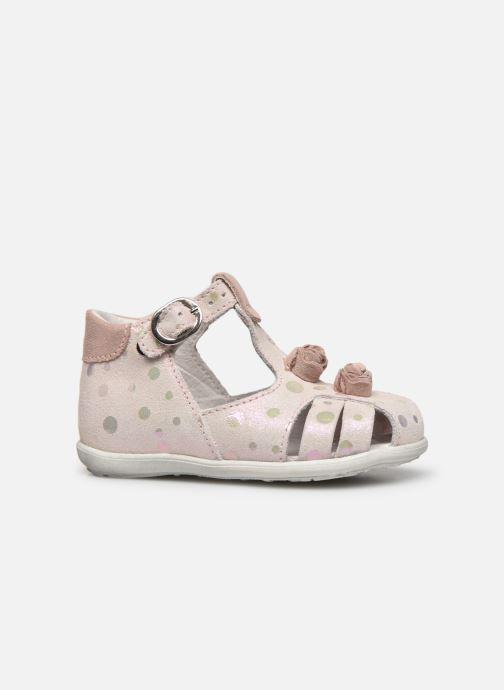 Sandales et nu-pieds Little Mary Loa Rose vue derrière